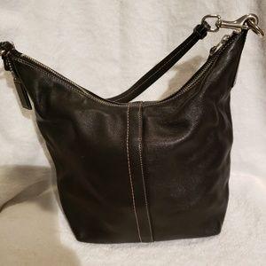 Coach Bags - Black leather Coach handbag